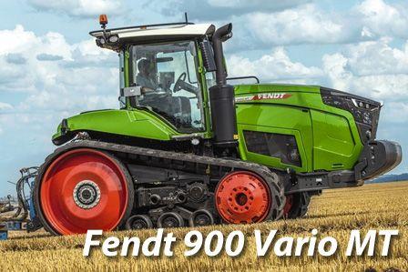 Fendt 900 Vario MT