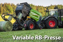 Variable RB-Presse