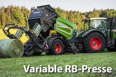 Variable RB-Presse