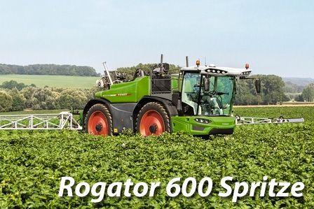 Fendt Rogator 600