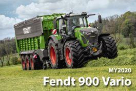 Fendt 900 Vario