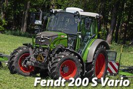 Fendt 200 S Vario Gen3