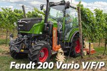 Fendt 200 V/F/P Gen3