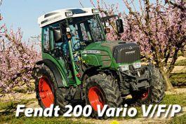 Fendt 200 Vario V/F/P