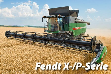 Fendt X-/P-Serie