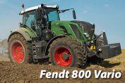 Fendt 800 Vario