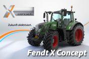Fendt X Concept