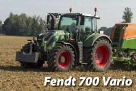 Fendt 700 Vario