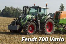Fendt 700 Vario (2015)