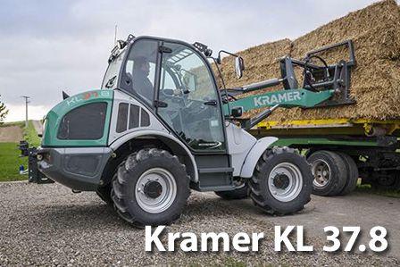KL 37.8 Radlader