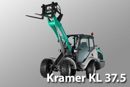 KL 37.5 Radlader