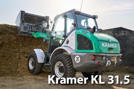 KL 31.5 Radlader
