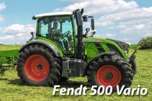 Fendt 500 Vario (2016)